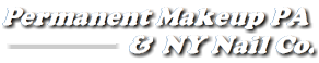 Permanent Make Up PA and NY Nail Co. Logo